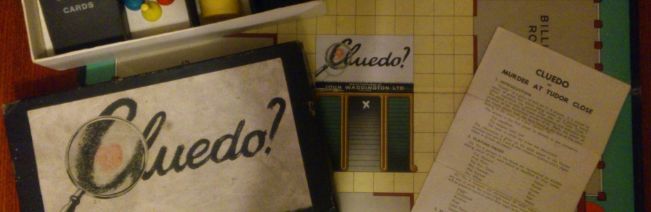 Classic family favourites such as Cluedo